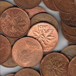 pennies small